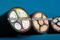 4 cores 150mm2 Flame retardant, copper conductor, XLPE insulation, PVC sheathed, steel tape armor, power cable