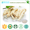 Pure Natural Tested by HPLC American ginseng root extract