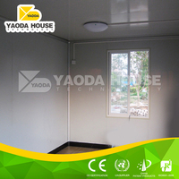 Mobile prefab shop design buildings container
