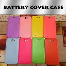 Colorful battery door for Samsung galaxy note2 n7100 housing