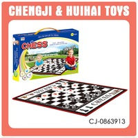 Giant chess mat,big size international chess carpet, high quality draughts games