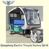 Eco-friendly Three Wheeler Auto Rickshaw With Free Spareparts