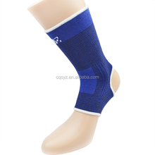 Chinese factory which supply acrylic elasticated ankle brace ankle support brace