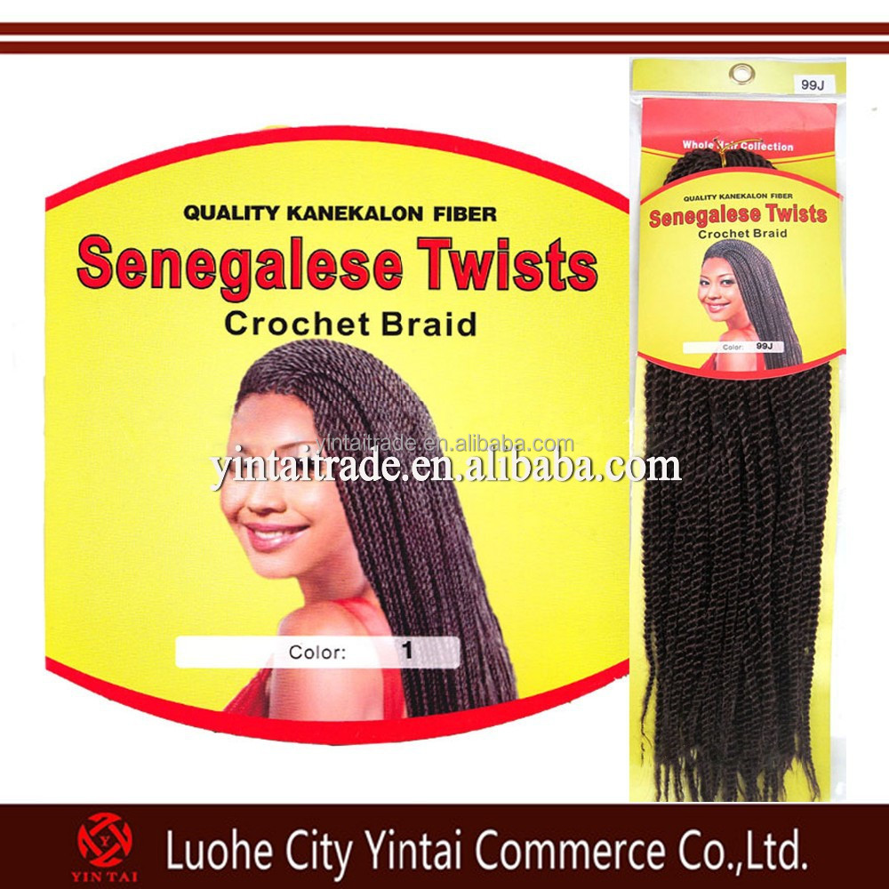 Crochet Box Braids Sale : Hot sale box braid hair crochet braids with synthetic cheap braiding ...