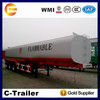 Chemical tanker trailer, Oil tank truck trailer