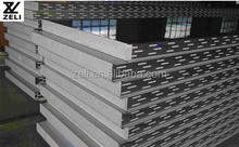 polystyrene sandwich panel for container house/styrofoam sandwich panel