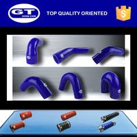 coupling rubber/colored silicone tubing/high quality tube