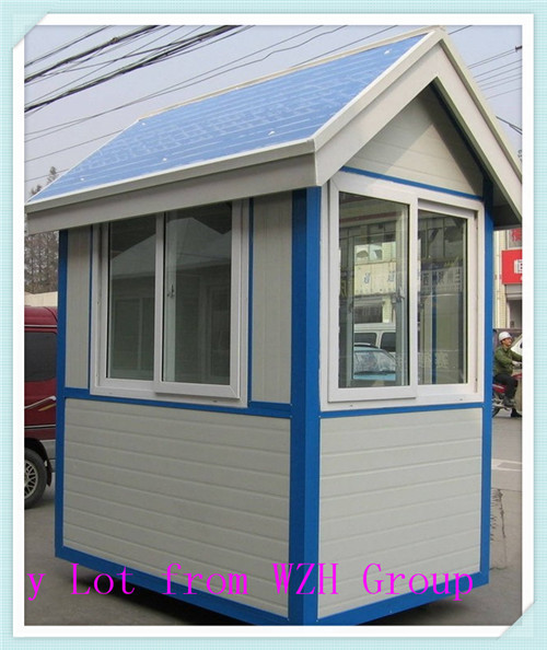 Prefabricated Guard House Buy Prefabricated Guard HousePortable
