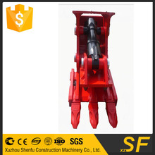 metal cutting machinery hydraulic shears for excavators