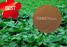 origen vegetal soluble en ácido fúlvico para la agricultura