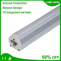 Japanese Standard ce rohs t5 ground protection led lighting integrated t5 led tube