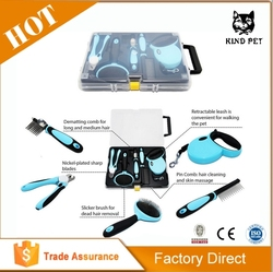 dog products pet dog grooming dog grooming brush/pet nail clippers