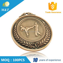 Very cheap custom metal medal of sports