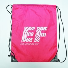 Wholesale High Quality Useful Nylon Drawstring Bag