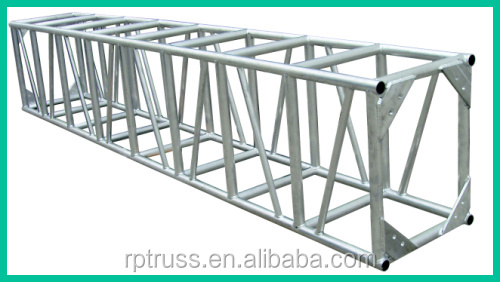 Aluminum truss tuv certified roof system compatible to for Cheap truss systems