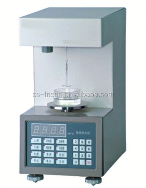 Electronic Lab Instruments : Lab equipment surface electronic tensiometer buy