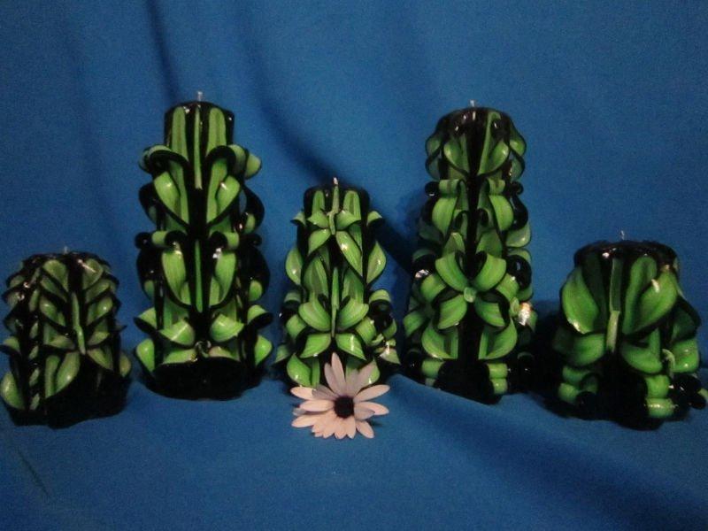 Velas talladas velas identificaci n del producto 121315321 - Velas talladas ...