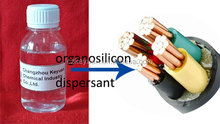 JY-168 silicone based agent dispersant for plastic and rubber products in cable industry
