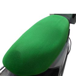 2016 breathable 100% polyester 3D air cool mesh motorcycle seat cover