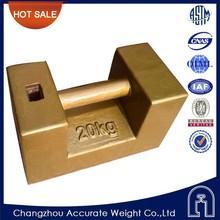 oiml 20kg cast iron weights, cast iron test weights, 20kg test weight