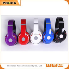 High quality headphones mobile headset good sound music popular stereo headphone