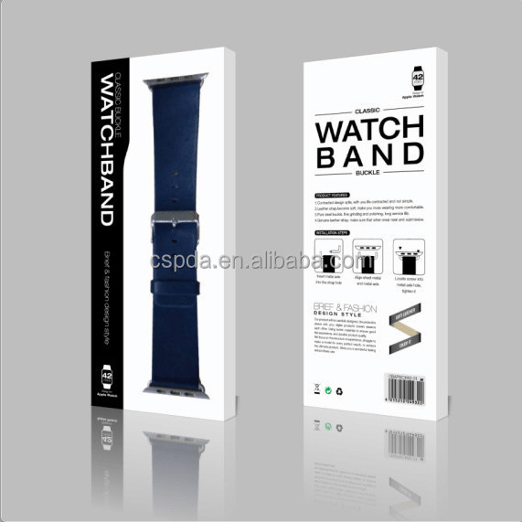 Wholesaler watch accessories for iwatch,space grey metal watch adapter genuine leather watch bands strap for apple watch 42mm