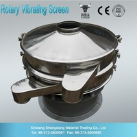 """""""XZS series stainless steel rotary vibrating screen/ rotary juice screen"""""""