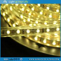 2 year warranty 14.4W single color/ RGB waterproof uv led strip
