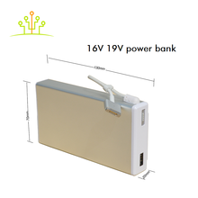 Full capacity15600mAH/57.7WH power bank power bank for computer mobile ipad mp3
