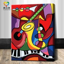 abstract modern oil painting modern abstract painting geometrical abstract painting
