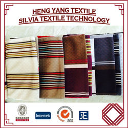 100% Polyester plain dye sofa fabric in high quality
