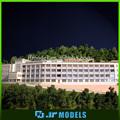 Hyper realista 3d de representación de bienes raíces/inmobiliaria modelo