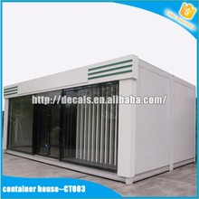 portable prefabricated 20ft sea box containers