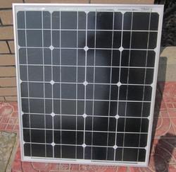 MONO 150W PV solar panel China solar panel cost
