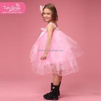 NEW Girls Baby Toddler Tulle Party Dress Lovely Girl Tutu Dress