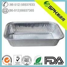 aluminium foil cooking tray