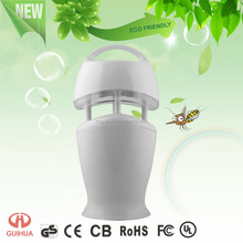 2015 Hot sales Intelligent and effective Air purifying lamp With LED lamp Electric mosquito killer lamp