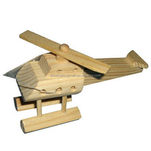 High quality wooden flying toys planes, kids wooden plane