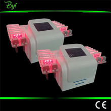 BYI-L008 lipo laser weight loss vibration belt machine skin rejuvenation machine