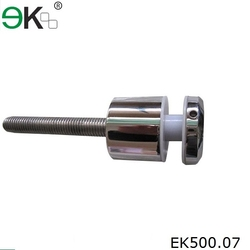 Hot sale stainless steel glass panel standoff kits/glass rail standoff /standoff glass fittings