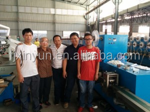 Automatic N fold hand towel paper machine