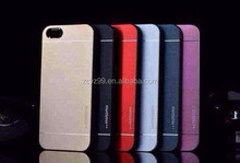 Hybrid Aluminium Alloy Metal , Motomo cell phone case for iPhone 6 /6plus