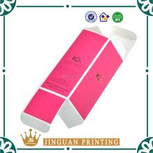 2015 custom cheap perfume box packaging