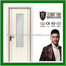 High quality water-proof melamine door/toilet door
