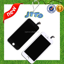 For Iphone 6 LCD display+Touch Screen Digitizer+Home Button+Front Camera+Frame full Assembly White and black
