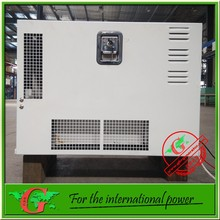 4.5Kw silent gasoline generator with Honda engine good output and quality soundproof petrol generator for RV 2015 new product