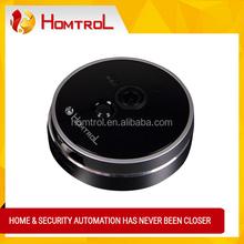 Homtrol Temperature Humidity Sensor wLogin Control All In One IP Network Camera 1.3 Megapixel Wireless P2P IP Camera
