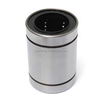 New Arrvial!!! 1PC LM30UU 30mm Linear Ball Bearings Bush Bushing 30x45x64mm Bearing Steel Excellent Quality