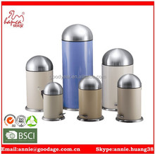 Best seller Stainless Steel Standing Structure and Eco-Friendly,Stocked Feature stainless steel recycle garbage waste bin