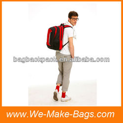 Personalized kids school backpacks with mesh